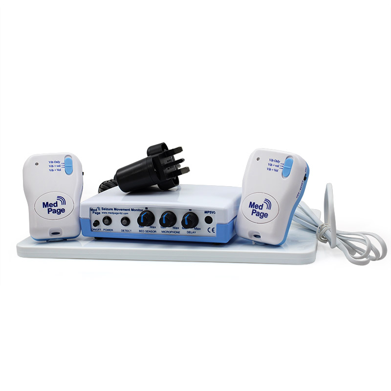 Medpage MP5V2 Epileptic Seizure Movement MonitorMedpage Epileptic Seizure Movement MonitorReturns Policy - This Item Is Not Returnable On Grounds Of Hygiene